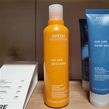 SUN CARE HAIR AND BODY CLEANSER at Mill Pond Salon